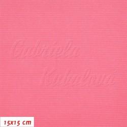 Kočárkovina, růžová, LESK 045, šíře 160 cm, 10 cm