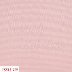Kočárkovina, starorůžová, LESK 025, šíře 160 cm, 10 cm