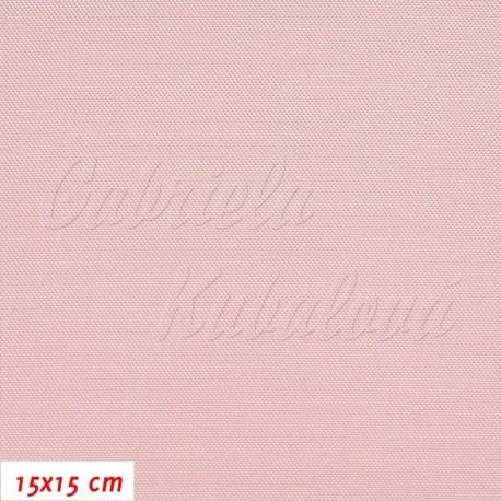 Kočárkovina, LESK 025 starorůžová, 15x15cm