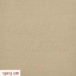 Kočárkovina, tmavě béžová, LESK 921, šíře 160 cm, 10 cm