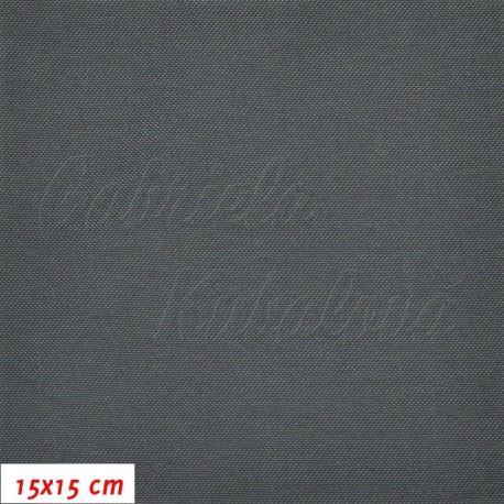Kočárkovina, LESK 008 šedá, 15x15cm