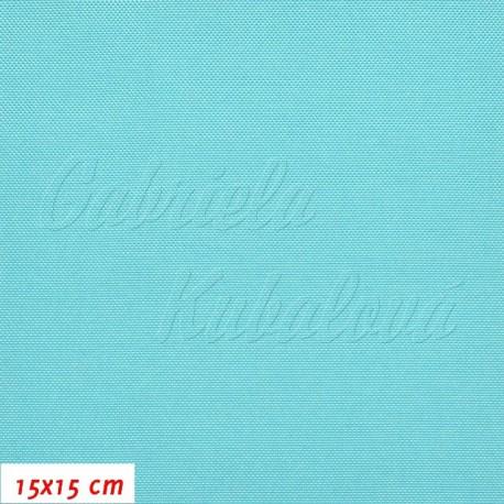 Kočárkovina, LESK 032 modrozelená, 15x15cm