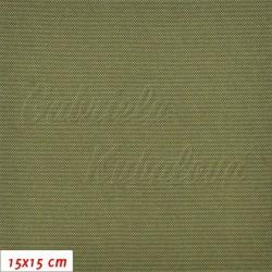 Kočárkovina, LESK 012 zelená, 15x15cm