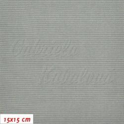 Kočárkovina, šedá, LESK 039, šíře 160 cm, 10 cm