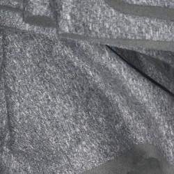 Zimní softshell 344 - Tmavě šedý melír, 10000/3000, šíře 147 cm, 10 cm