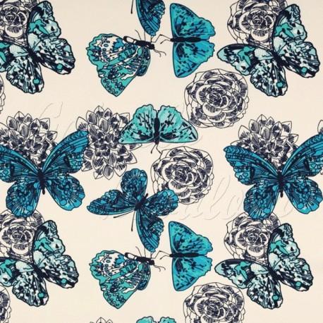 Kočárkovina, MAT Motýli modří na smetanové