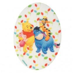 Nažehlovací záplata - Medvídek Pú 7