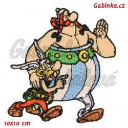 Nažehlovačka, Asterix a Obelix na Olympiádě
