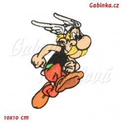 Nažehlovačka - Asterix na Olympiádě