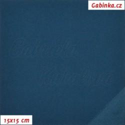 Zimní softshell - 10000/3000, Petrolej N SOFT 728, šíře 147 cm, 10 cm