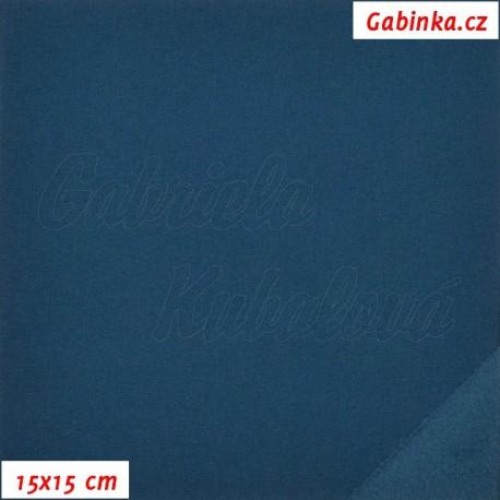 Softshell, Petrolej, 15x15cm