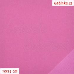 Zimní softshell - 10000/3000, Růžový SOFT 669, šíře 147 cm, 10 cm