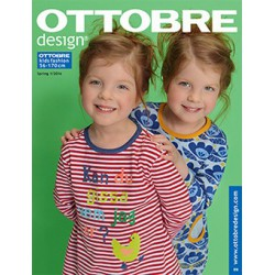 Ottobre design Kids, 2016-01, english, titulní strana