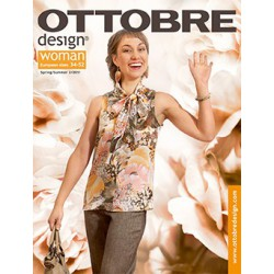 Časopis Ottobre design - 2011/2, Woman, English, jaro/léto