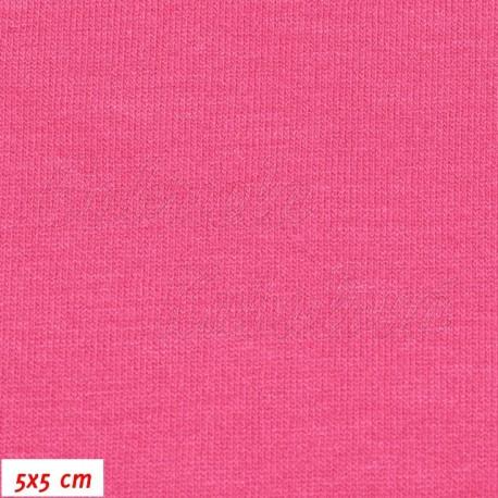 Viskóza, růžová, 5x5cm