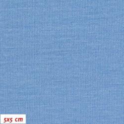 Viskóza 92-8 - sv. modrá, šíře 150 cm, 10 cm