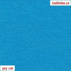 Viskóza 92-8 - tyrkysová, šíře 150 cm, 10 cm