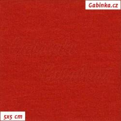 Viskóza 92-8 - červená, šíře 150 cm, 10 cm