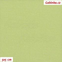 Viskóza 92-8 - sv. zelená, šíře 150 cm, 10 cm