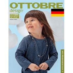 Ottobre design Kids, 2016-04, Titulní strana, Deutsch