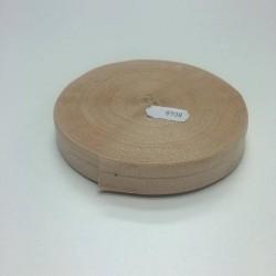 Lemovací guma půlená - 19 mm, tělová, 1 m