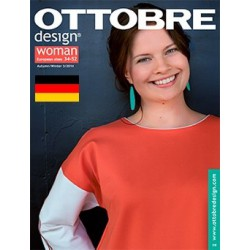 Ottobre design Woman, 2014-05, Titulní strana, Deutsch
