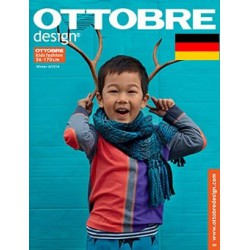 Ottobre design Kids, 2014-6, Titulní strana, Deutsch