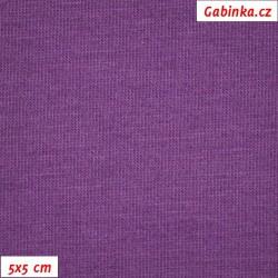 Viskóza 92-8 - tmavě fialová, šíře 150 cm, 10 cm