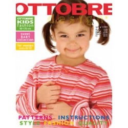Ottobre design Kids, 2004-04, Titulní strana, English