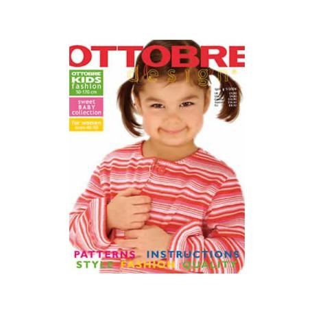 Ottobre design Kids, 2004-04, Titulní strana, English