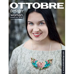 Ottobre design Woman, 2016-05, Titulní strana, English