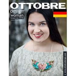 Ottobre design Woman, 2016-05, Titulní strana, Deutsch