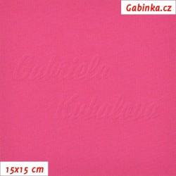 Kočárkovina MAT 539 - Růžová, šíře 160 cm, 10 cm