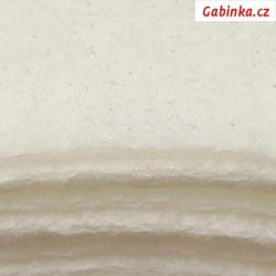 Ronofix K 140+18 g/m2 - bílý, šíře 80 cm, 1m