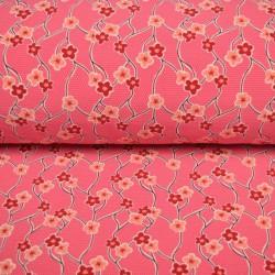 Softshell, Drobné kytičky na růžové