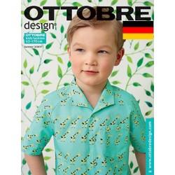 Ottobre design Kids, 2017-03, Obálka DE