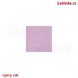 Plátno - světle fialové - sv. lila