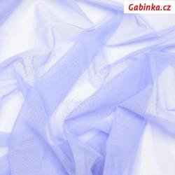 Tyl elastický, sv. fialový - LILA