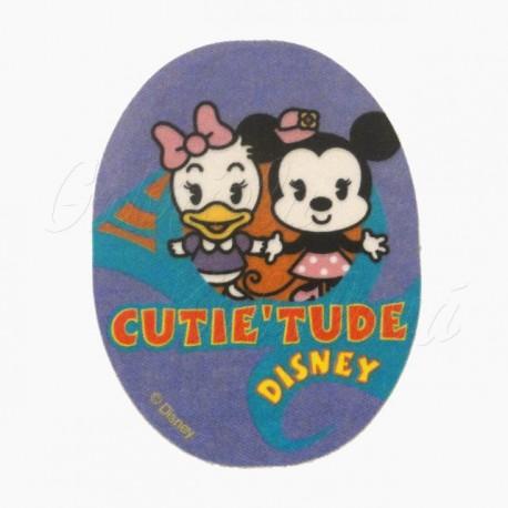 Nažehlovací záplata Disney Cuties, Cutie'tude