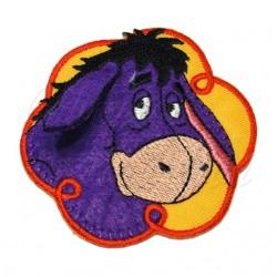 Nažehlovačka Disney - Medvídek Pú 6 - Oslík, hlava
