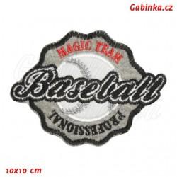 Nažehlovačka - Baseball s míčem