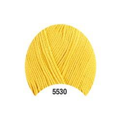 Příze - Camilla, žlutá č. 5530, 50 g (125 m)