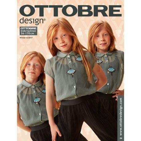 Ottobre design Kids, 2017-06, Titulní strana