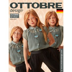 Ottobre design Kids, 2017-06, DE, Titulní strana
