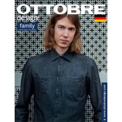 Ottobre design Family, 2017-07, DE, Titulní strana