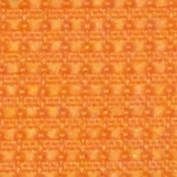 Šusťák nepromokavý se zátěrem, oranžový, 10cm