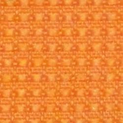 Šusťák, šusťákovina, nepromokavá látka se zátěrem, oranžová, Zbytek 0,4 m