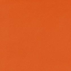 Koženka, oranžová, SOFT 85, šíře 140 cm, 10 cm