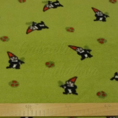 Fleece - kouzelnicci na zelenem