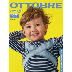 Časopis Ottobre design - 2018/1, Kids, jarní vydání
